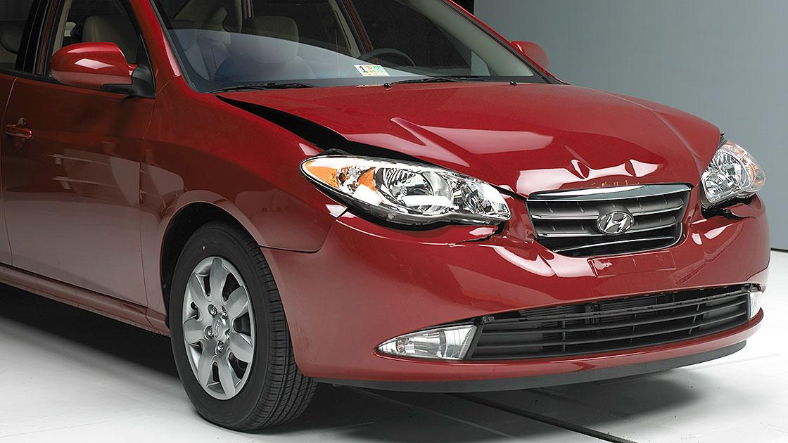 Frame Damage Car Accident