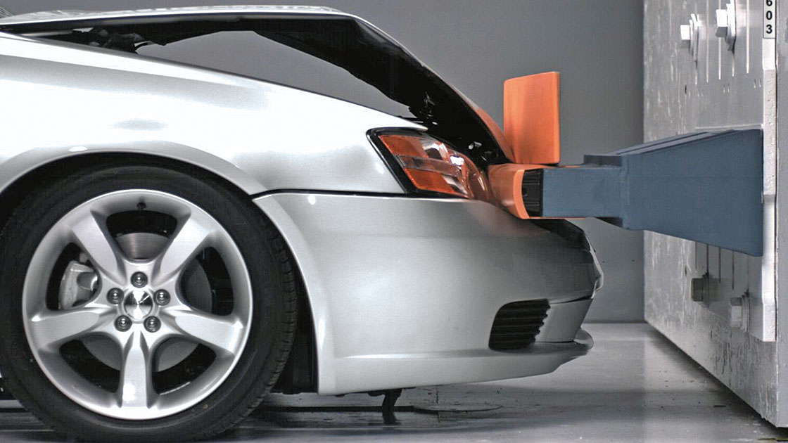 New IIHS Bumper Tests: Most Don't Work Well