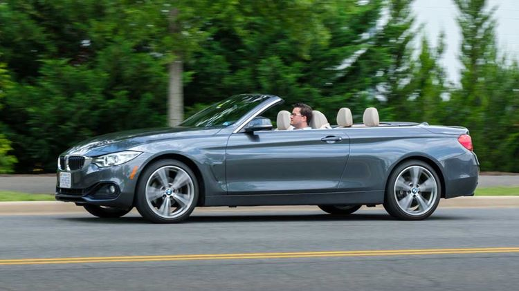 Convertibles aren't any riskier than other cars