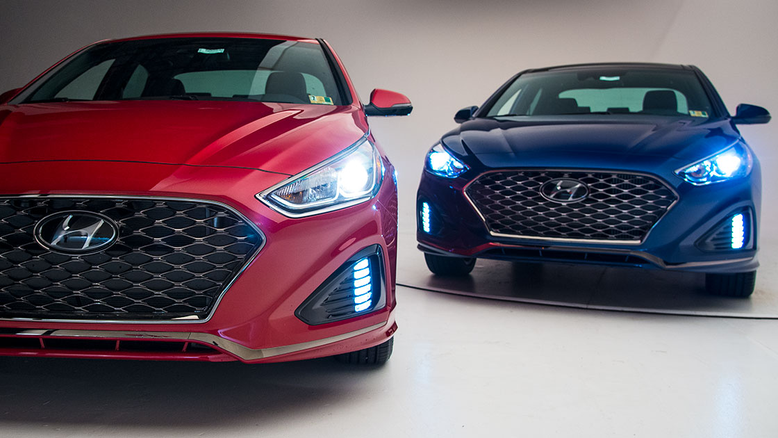 Headlights improve, but base models leave drivers in the dark
