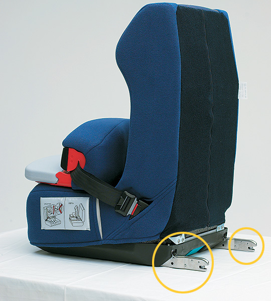 Britax child restraint
