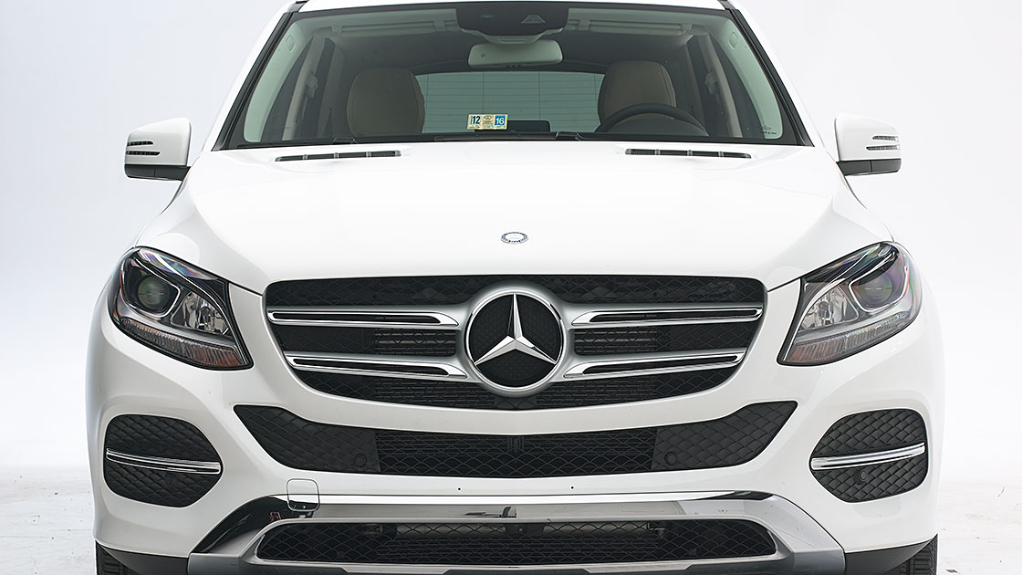 ARLINGTON, Va. U2014 The 2016 Mercedes Benz GLE Class, A Midsize Luxury SUV,  Earns A Superior Rating For Front Crash Prevention And Qualifies For The  Top Safety ...
