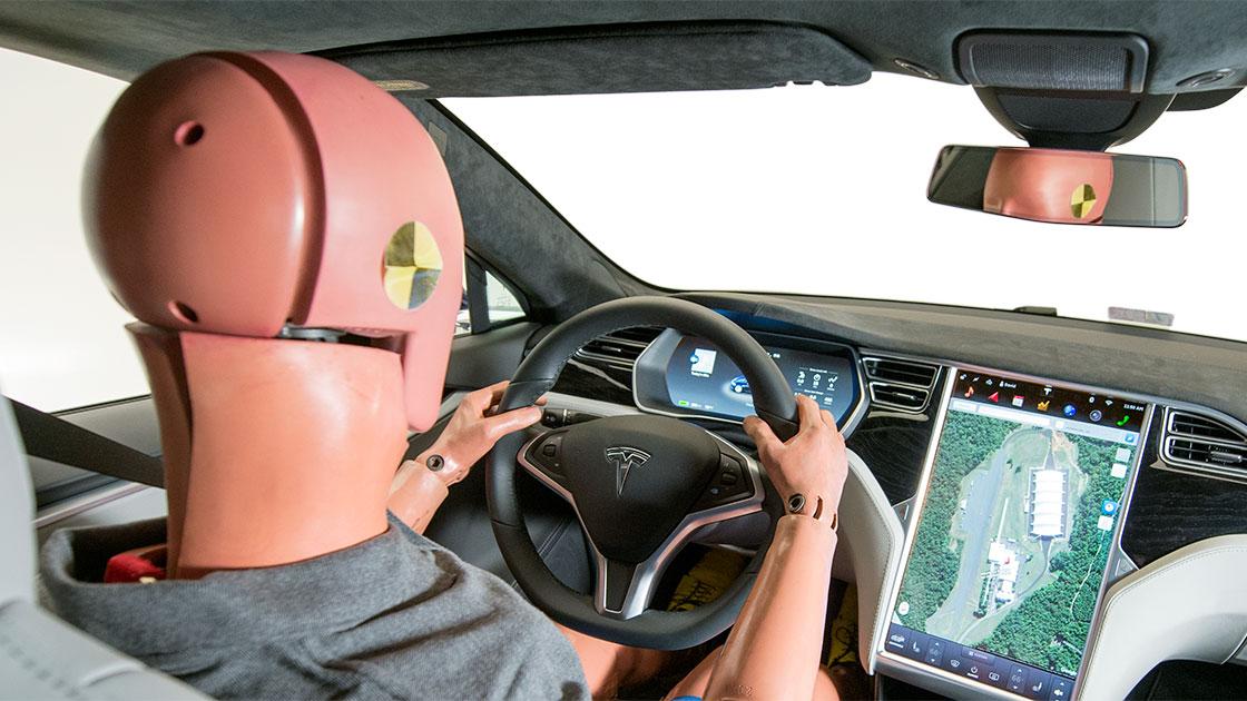 Humans Not Robots Still Hold The Wheel