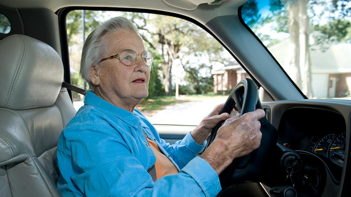 Florida mature driving test