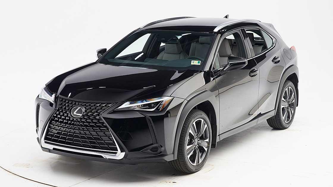 New Lexus Suv >> New Lexus Suv Earns Top Safety Pick Award