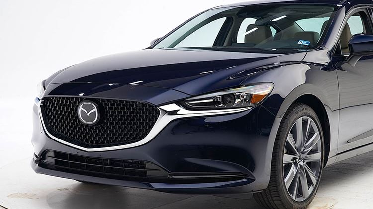 Mazda 6 earns Top Safety Pick