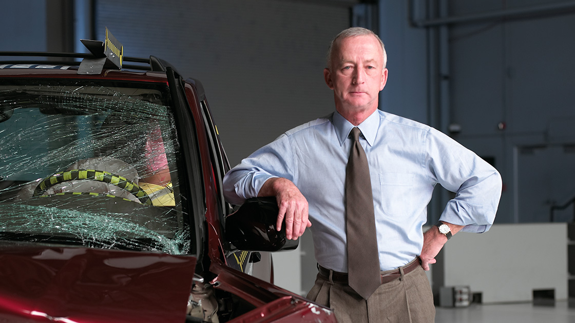 Iihs Safety Ratings >> Brian O'Neill retires as IIHS president
