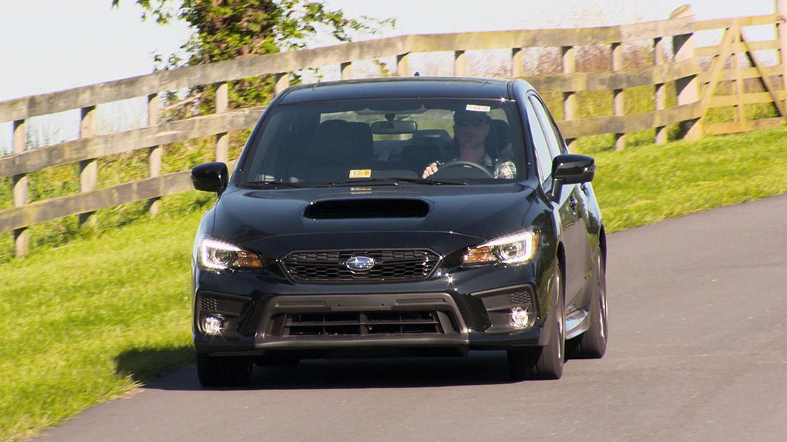 2 small cars from Subaru get top honors