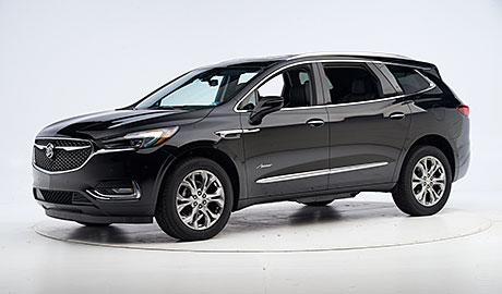 The 2020 Buick Enclave Avenir