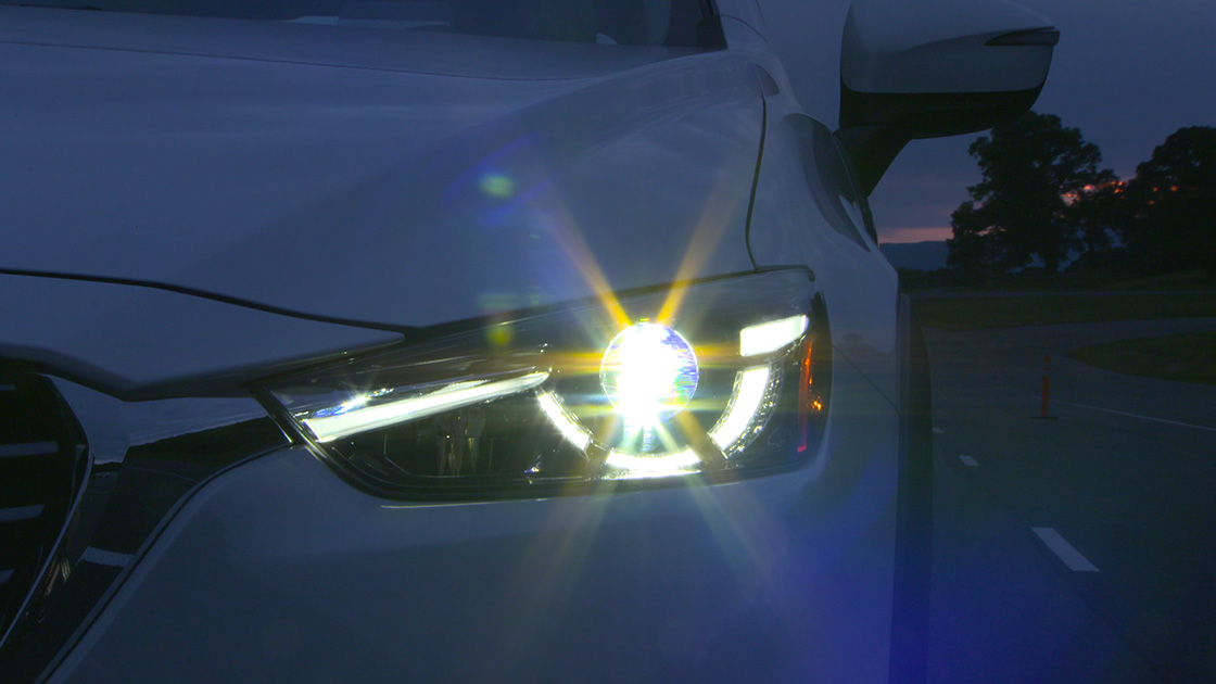 Most Small Suv Headlights Rate Poor