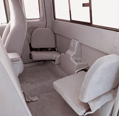 Jump on Dodge Dakota Seat