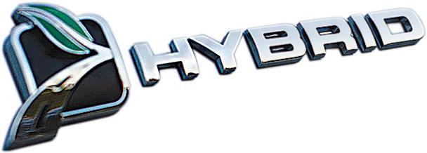 Hybrids have lower injury odds