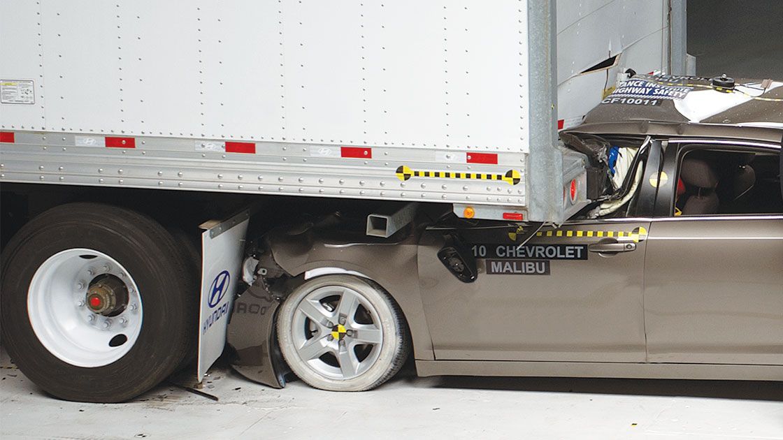 Iihs Safety Ratings >> Underride guards fall short