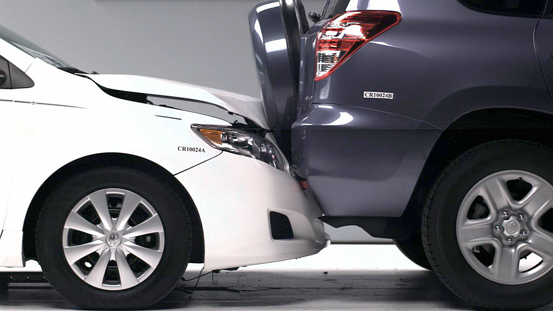 misaligned bumpers mean more costly damage. Black Bedroom Furniture Sets. Home Design Ideas
