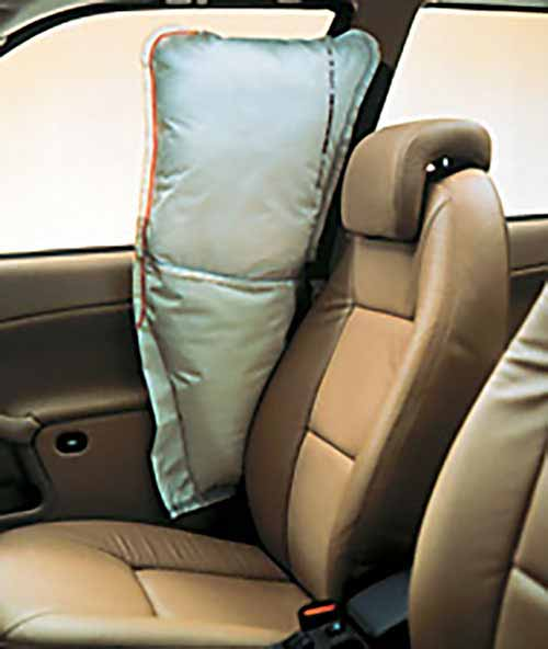 Combination airbag