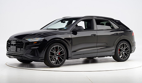 The 2019 Audi Q8
