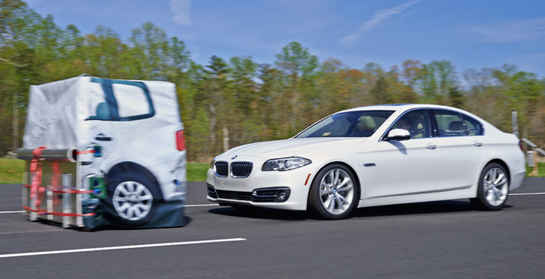 BMW 3 series test