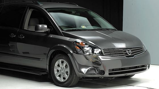 None Of 6 Minivans All 2008 Models Is Designed To Resist Vehicle Damage In Many Low Speed Collisions The Front And Rear Bumper Systems On These
