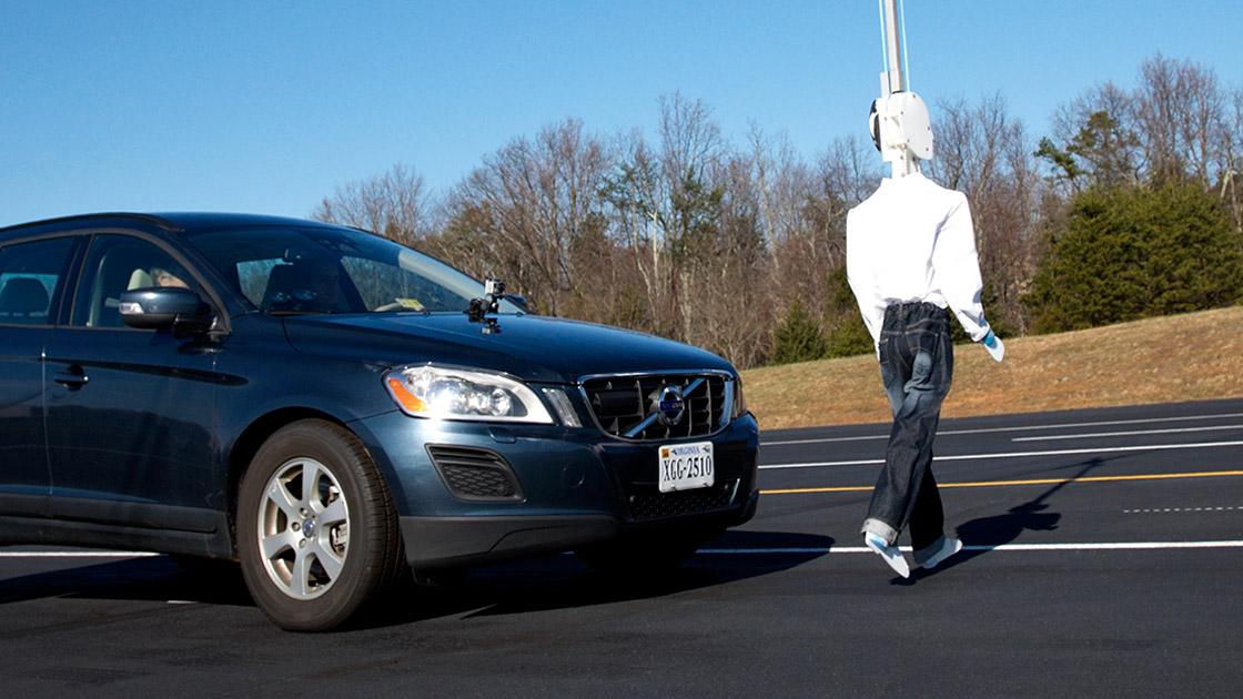 Vehicle Design Changes Can Reduce Pedestrian Crash Deaths