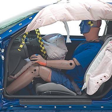 Chevrolet Camaro intrusion